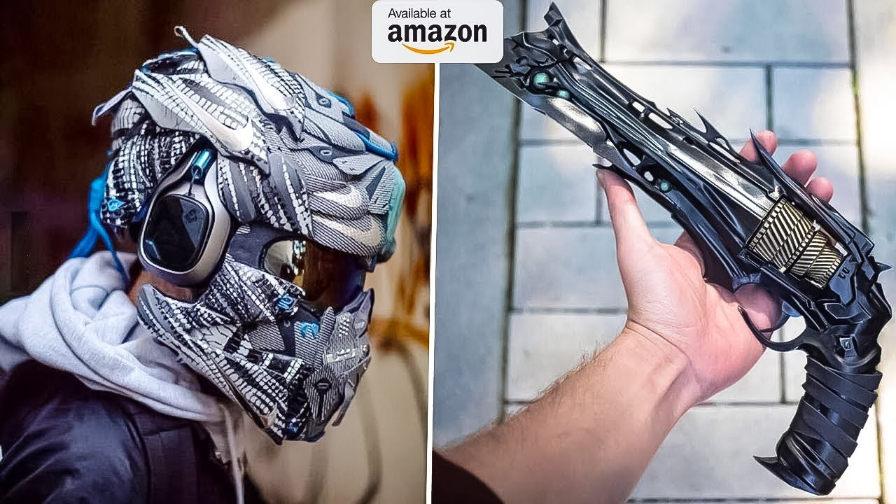 Download 10 COOL THINGS TO BUY ON AMAZON AND ALIEXPRESS | Cool Gadgets under Rs100, Rs200, Rs500 and Rs1000