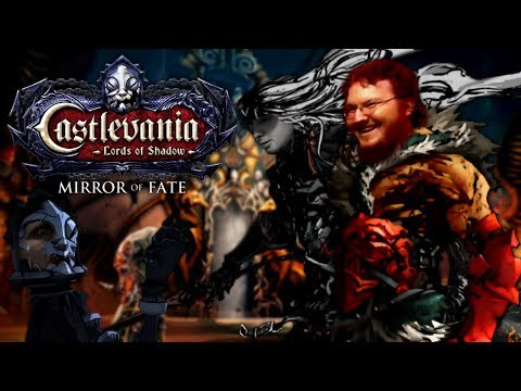 Castlevania: Lords of Shadow Mirror of Fate Livestream Playthrough