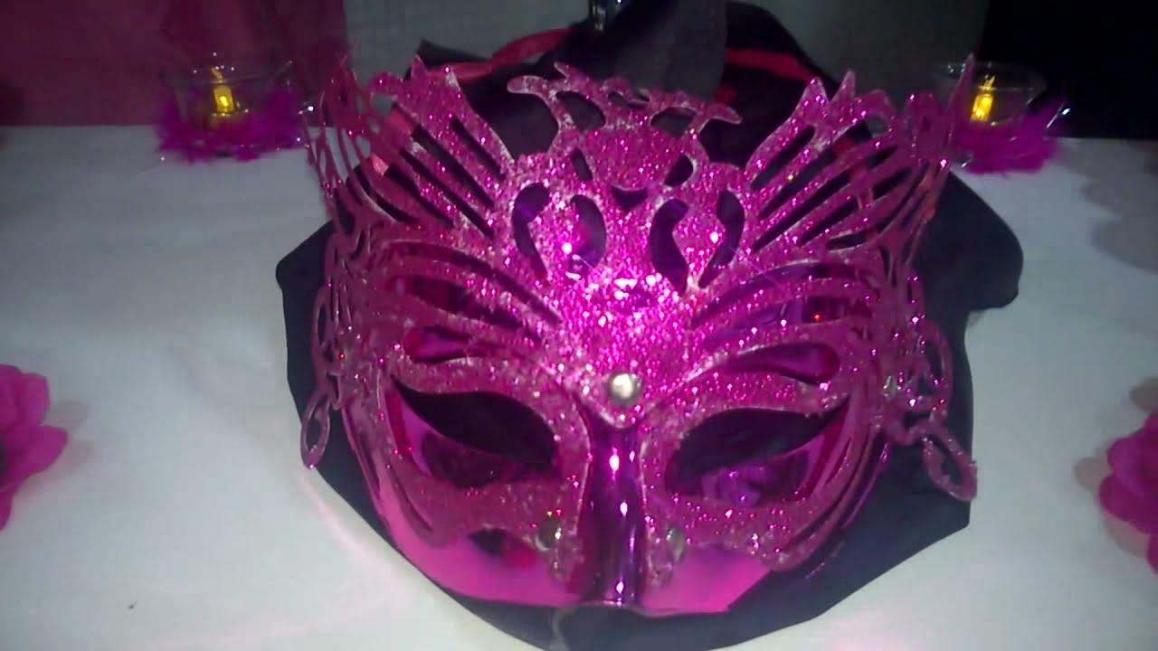 Increíble Vestidos De Fiesta Para Un Tema De Máscaras Modelo ...