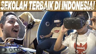 School Tour Episode 1 Part 1 | SMK Raden Umar Said Kudus | SkinnyIndonesian24