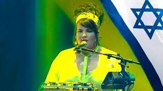 Крутая Дивчина на Евровидении от Израиля