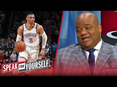 Jason Whitlock says James Harden and Russell Westbrook are 'stat chasing' | NBA | SPEAK FOR YOURSELF