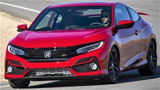 2020 HONDA CIVIC Si COUPE DRIVING FOOTAGE !