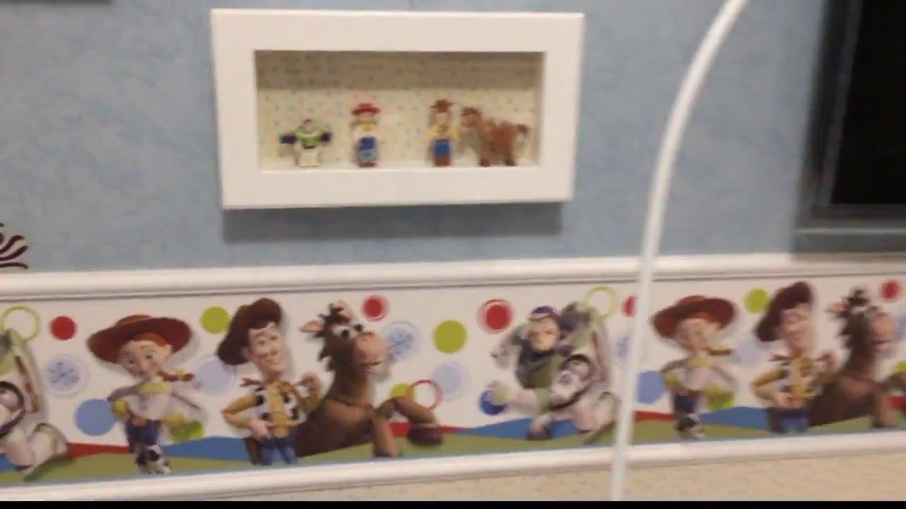 Quarto Toy Story ~ Quarto de beb u00ea Toy Story!!! My Toy Story baby's room YouTube