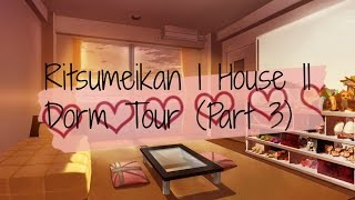 Ritsumeikan International House 2 Tour part 3 MP3