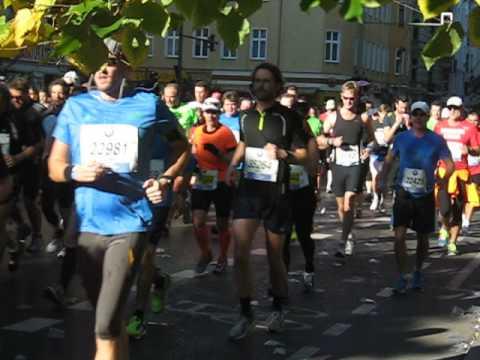 Berlin Marathon 2013, 29.9.2013, Alt Moabit, Kirchstr 5km, (Teil7 Von 9)