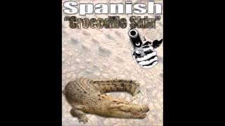 Spanish   Crocodile Skin