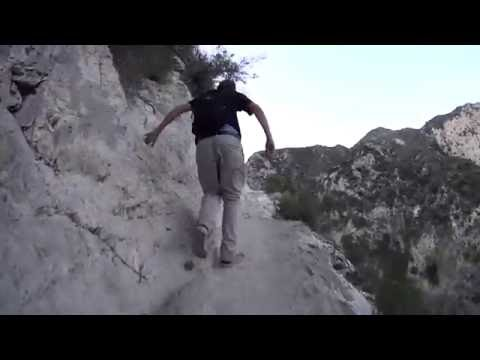 Death Defying Hike Angeles National Forest