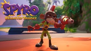 Download lagu Spyro Reignited Trilogy Year of the Dragon AGENT 9 AND PROFESSOR CUTSCENE MP3