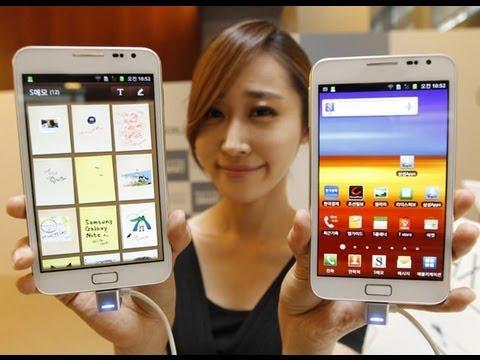 Samsung Galaxy Note 2 ? HDC Galaxy Note 2 DUAL CORE DUAL SIM Music HD video reviews