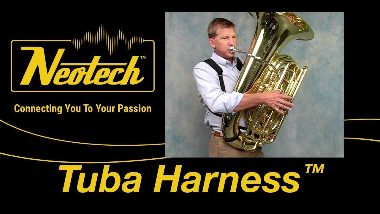 Tragegurt Kreuzgurt für Tuba