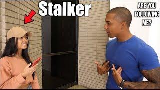 Confronting my STALKER...