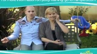 Toilet Training Tips - How to Potty Train Boys - Video