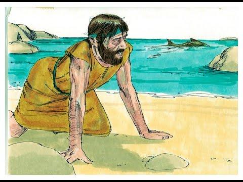 SUNDAY SCRIPTURES: Jonah And The Big Fish