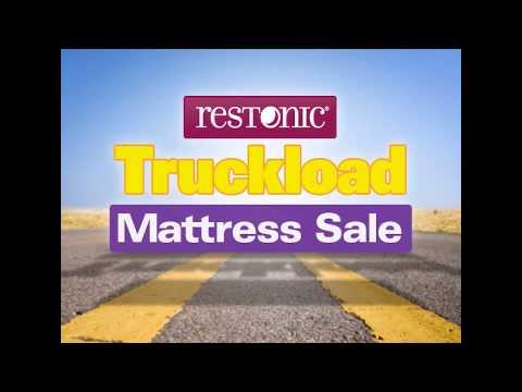 Eldon Furniture   Truckload Mattress Sale
