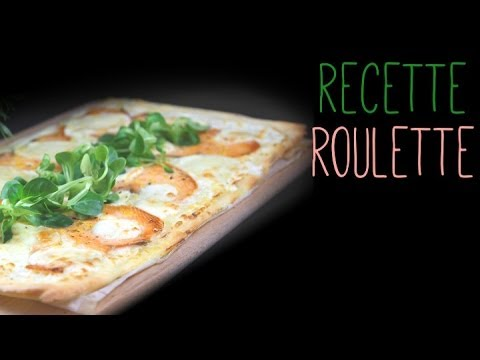 Pizza Au Saumon Youtube