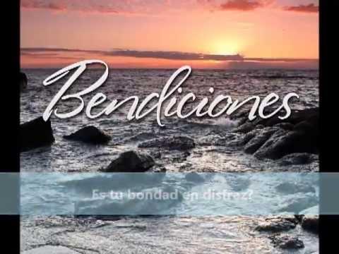 Bendiciones (oficial traduccion espanol - Blessings by Laura Story)