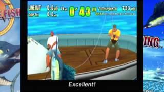 Sega Marine Fishing/Coral Reef/Arcade