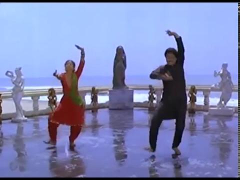 Sridhar classical dance with Suhasini
