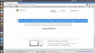 [MINI TUTO] Installer google chrome sous ubuntu