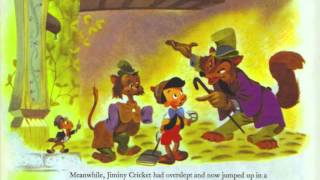 "A reading of ""Pinocchio"" - Disney Golden Book (1/2)"