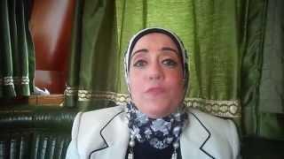 سلوى سامى مسئول العلاقات العامة بالشرقية للدخان  فى قناة السويس الجديدة : تحيا مصر