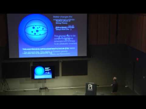 String Theory, Entropic Gravity and the Dark Universe - Erik Verlinde