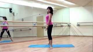 Упражнения  для  бедер   Exercises for thighs