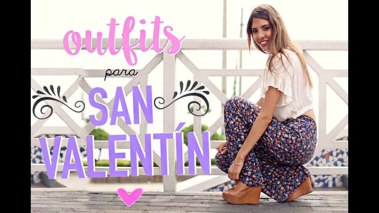 OUTFITS de VERANO o para el 14 de febrero :) | Valeria Basurco