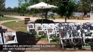 Unique Wedding & Function Centre Business for Sale - Mildura, VIC