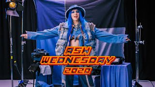 Gambar cover ASH WEDNESDAY 2020