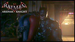 Batman Arkham Knight - Enfrentando a Arlequina