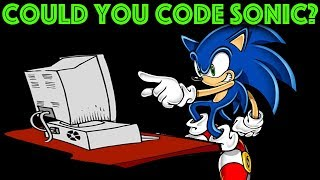 Will You Code the Next Sonic for SEGA Genesis? I Teach You How #1