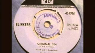 The Blinkers - Original Sin (1969)