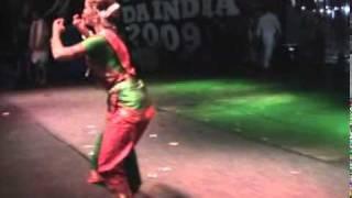 Bharata Natyam - Anapayini - Saraswati Jatiswaram