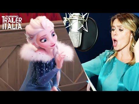 Download Disney Frozen: Le avventure di Olaf - Serena Rossi e Serena Autieri  sono le voce di Anna e Elsa Mp4 baru