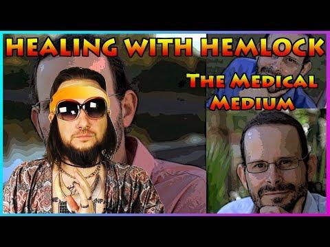 Healing With Hemlock - Anthony William the 'Medical Medium'