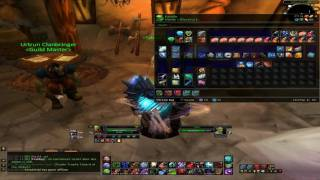 3.3.5 - World of Warcraft - Tabard Exploit