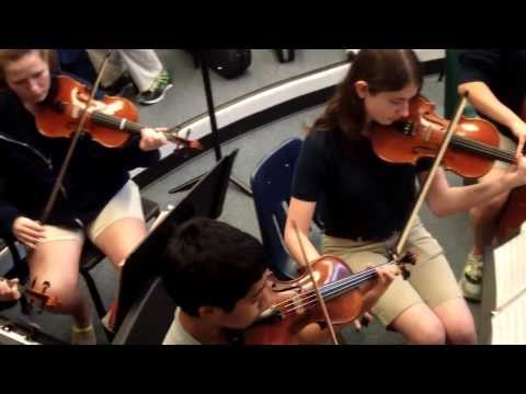 Jewett Academy Orchestra - Silhouettes