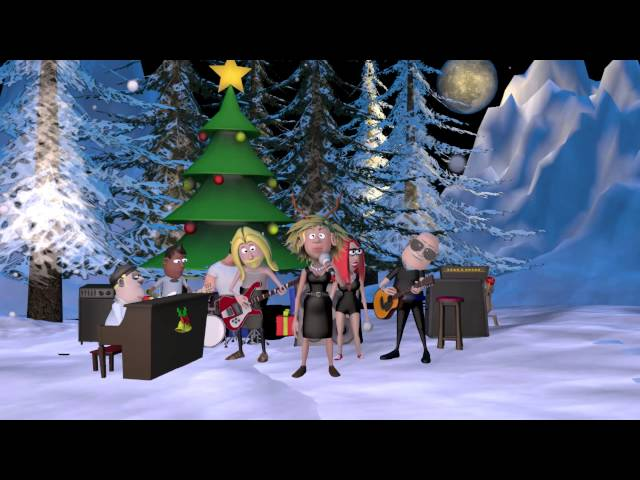 Kim Wilde - Have Yourself A Merry Little Christmas (Official Video)