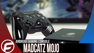 mad Catz MOJO Android Console Announced Release Date and Price