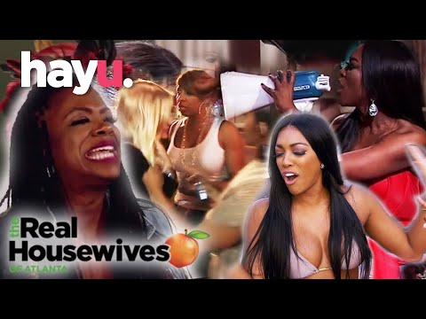 Top 5 Atlanta Fights! | The Real Housewives of Atlanta