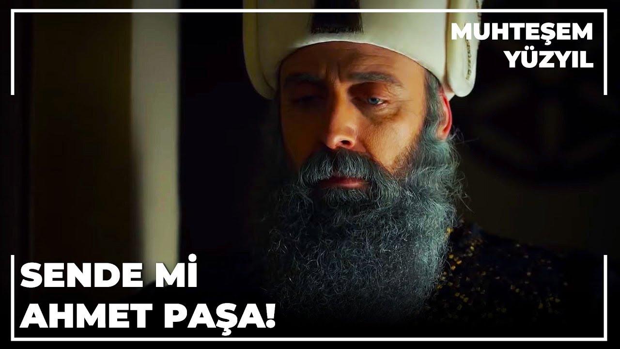 Sultan Süleyman, Ahmet Paşa'yı Gizlice Dinledi! | Muhteşem Yüzyıl