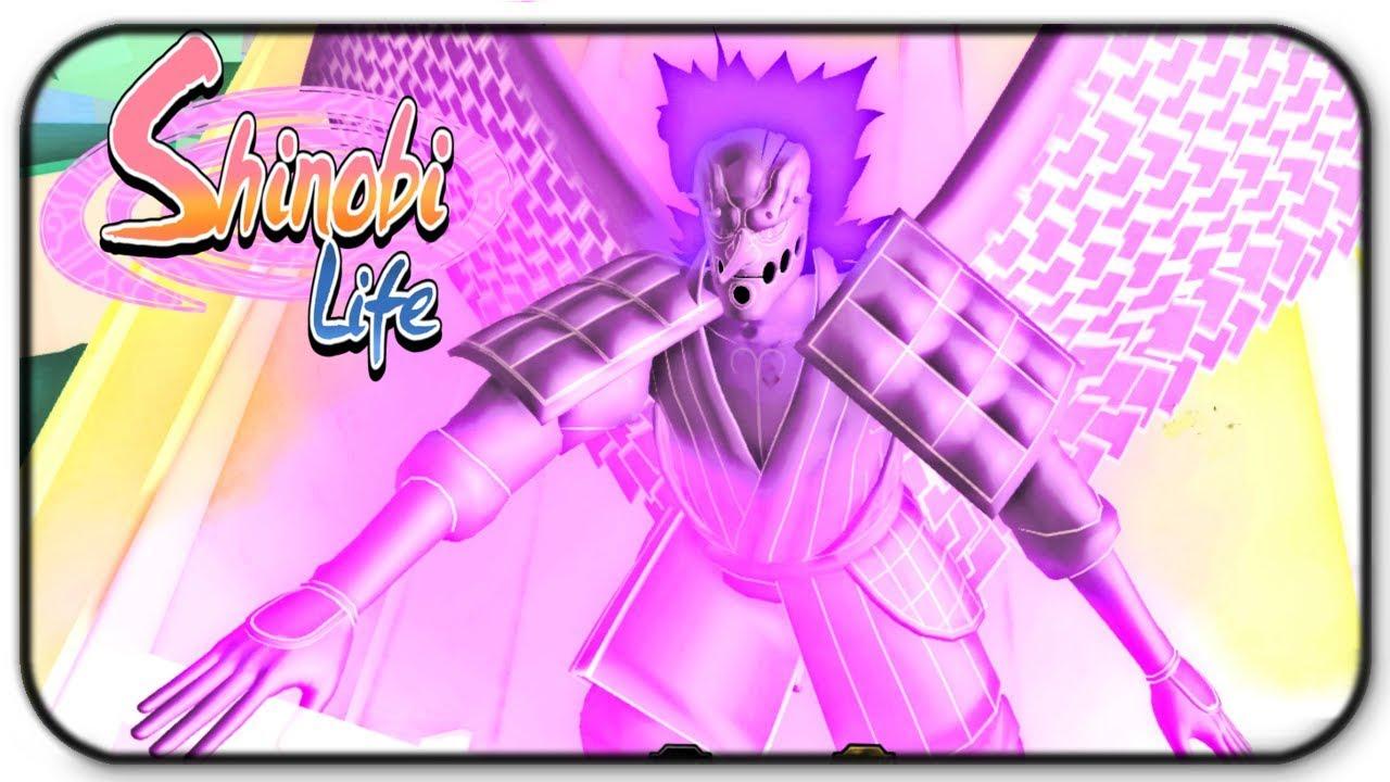 Roblox Shinobi Life Full Susanoo In Arena X Mode Gameplay - roblox games shinobi life