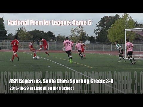 2016 10 29 ASR Bayern v SC Sporting Green