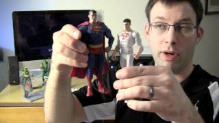 Powet Toys Review: Young Justice Superboy and Artemis