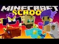Minecraft School : MAGICAL PETS!