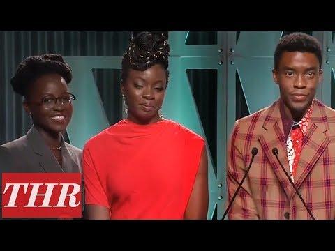 Lupita Nyong'o, Chadwick Boseman, Danai Gurira: 'Black Panther' Scholarship | Women in Entertainment Mp3
