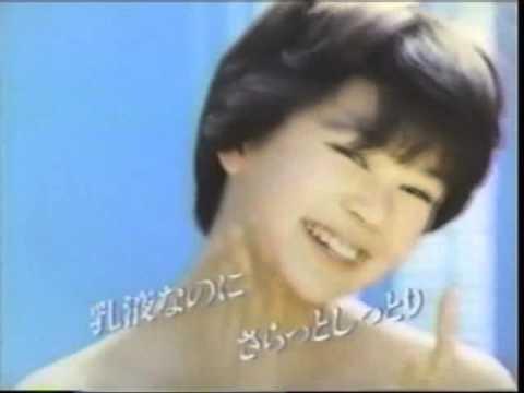 1984年CM 渡辺千秋 ニベア 細川たかし 日立マスタックスビデオ