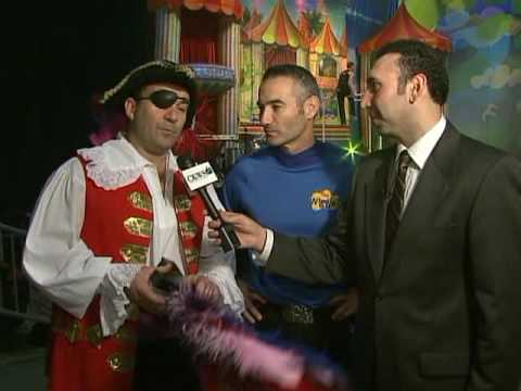 The Wiggles on Newswatch @ 5:30